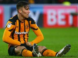 Hull's Angus MacDonald is free from bowel cancer. GOAL