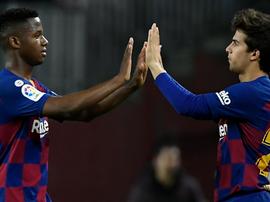 Barça relaciona nove garotos para ter banco contra o Napoli