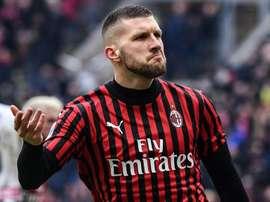 Rebic si prende il Milan. Goal