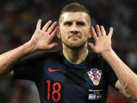 Anre Rebic was rumoured to be on the way out of the club. GOAL