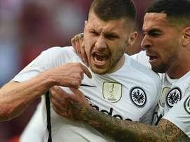 Campeão! Frankfurt surpreende Bayern e encerra jejum.Goal