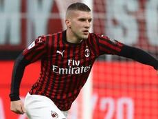 Milan, la chance di Rebic: con il Napoli potrebbe essere titolare