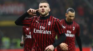 L'AC Milan repart de l'avant. Goal