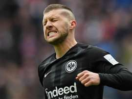 Eintracht missed suspended Rebic against Chelsea - Hutter. Goal