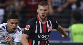 Rebic has completed the move to AC Milan to replace Andre Silva. GOAL