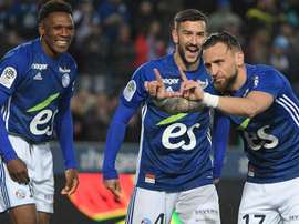 Strasbourg connait ses adversaires. Goal