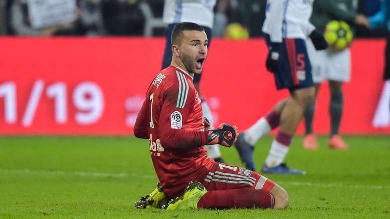 Lopes veut surprendre le PSG. Goal