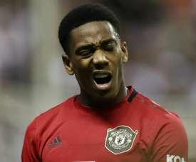 Martial eredita il numero nove da Lukaku. Goal