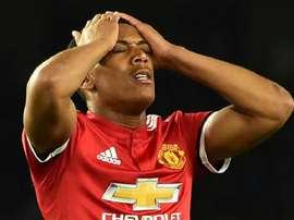 Martial quer sair do United, diz agente. Goal