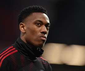 Martial pourrait rester à Manchester. GOAL