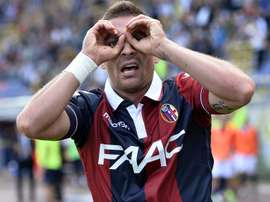 Anthony Mounier Bologna Frosinone Serie A