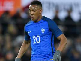 Martial is a notable absence. GOAL