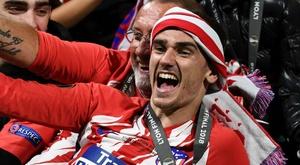 Griezmann: 'Ganhei dois troféus, espero que haja mais'.Goal