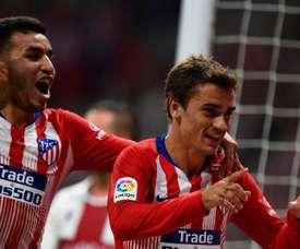 Antoine Griezmann Atletico Madrid SD Huesca LaLiga. Goal