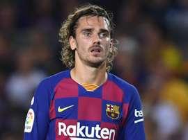 'Caso Griezmann' pode causar jogo no Camp Nou com portas fechadas.GOAL