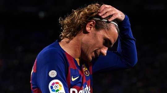 Griezmann é criticado no Barça e não foi por falta de aviso. GOAL