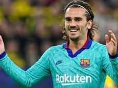 Griezmann: Messi and I need time