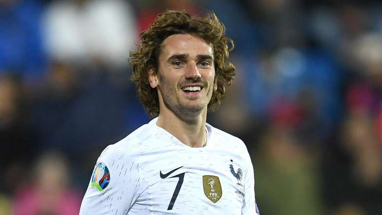 Griezmann says France must prepare for tough test against Turkey
