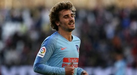 Griezmann's 130th goal for Atletico helped his side overcome Rayo Vallecano. GOAL