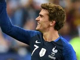 Antoine Griezmann France 2018. Goal