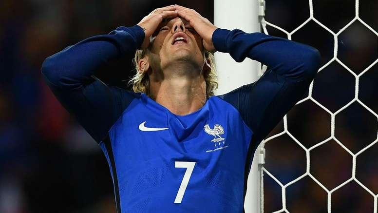 Futuro de Griezmann pode atrapalhar a França?.Goal