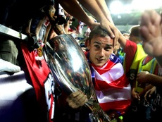 Griezmann: Super Cup triumph justifies staying at Atletico. Goal