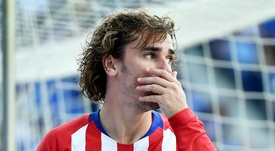 Griezmann's documentary did not go down well with the Catalans. GOAL