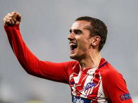 Griezmann has been named as one of Atleti's captains. GOAL