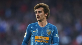 Griezmann is prepared for the last 16 tie. GOAL