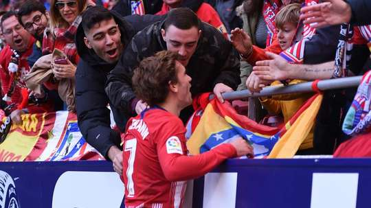 Griezmann thinks a hectic year for club and country has taken its toll. GOAL