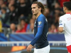 Griezmann and France 'sad' after Turkey draw halts Euro 2020 qualification