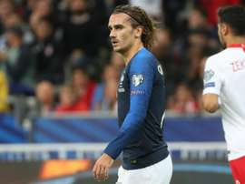 Griezmann and France 'sad' after Turkey draw halts Euro 2020 qualification