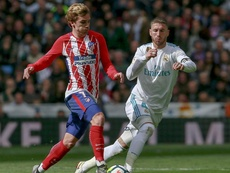 Ramos responds to Griezmann's comments over Ballon d'Or. GOAL