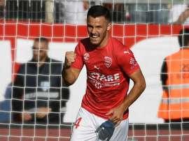 Antonin Bobichon vers Angers ? AFP