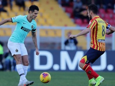 Polemiche all'intervallo di Lecce-Inter. Goal
