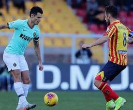 Polemiche all'intervallo di Lecce-Inter. Goal