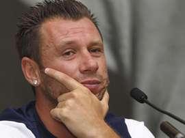 Cassano futuro direttore sportivo, esame a Coverciano: presenti anche Lucarelli e Pellissier. Goal