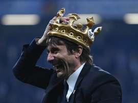 Antonio Conte, Chelsea, Premier League. GOAL