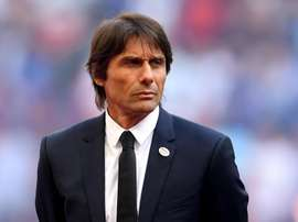 Conte has been linked with the Inter job. GOAL