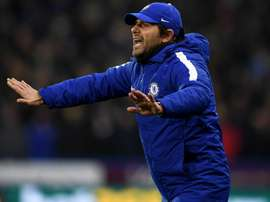 Conte says a top-four finish would be a success this season. GOAL