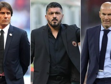 Gattuso's tenure at AC Milan could be destabilised by a derby defeat. GOAL