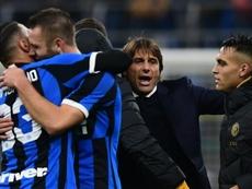 Il tecnico dell'Inter Conte. Goal