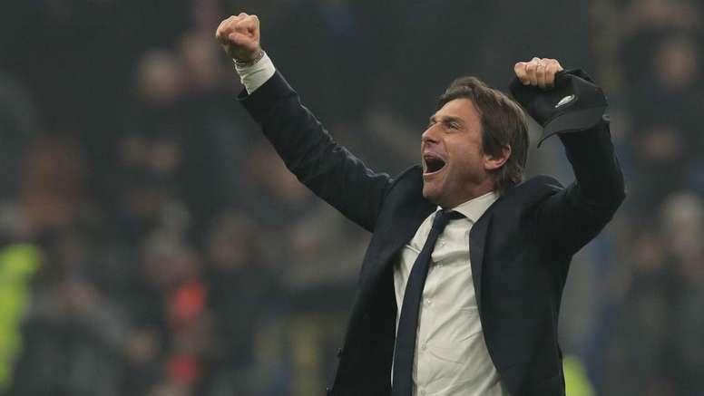Conte motivatore: discorso all'Inter nell'intervallo del derby