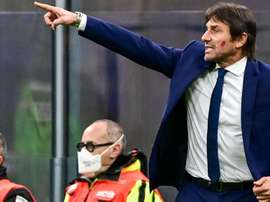 Conte évoque le match face au Real Madrid. gOAL