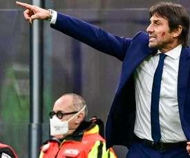 Conte évoque le match face au Real Madrid. gOAL