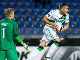 Antonio Ragusa Genk Sassuolo Europa League