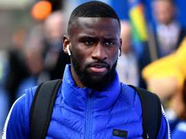 Spurs make in-stadium pleas against racism after Rudiger incident. GOAL