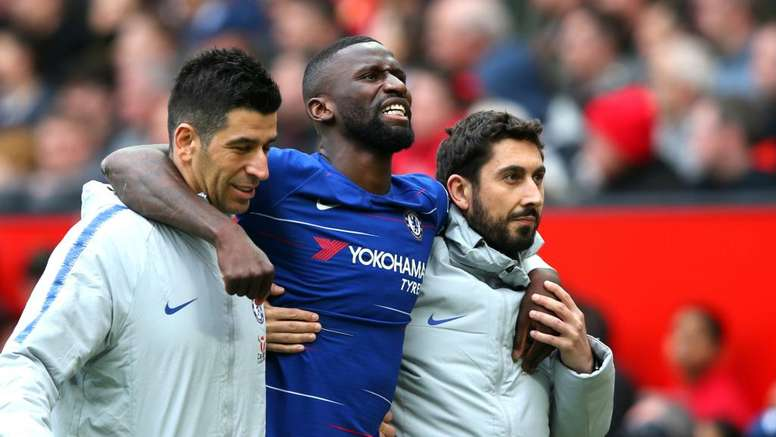 Rudiger is not expected to recover for game at Eintracht Frankfurt. GOAL