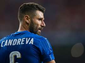 Candreva: Italy criticism was excessive after Spain loss