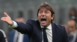 Conte is worried about Inter's lack of strength in depth. GOAL